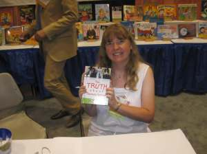 Dori Hillestad Butler at ALA