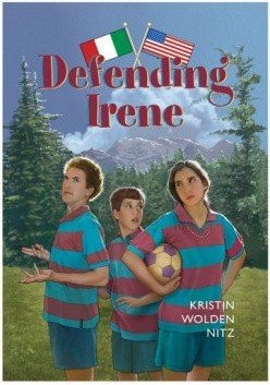 """Soccer fans, especially girls, will appreciate the well-drawn action sequences and Irene's feisty spirit."" --Horn Book Guide"