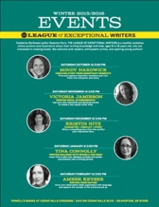 League of Extraordinary Writers